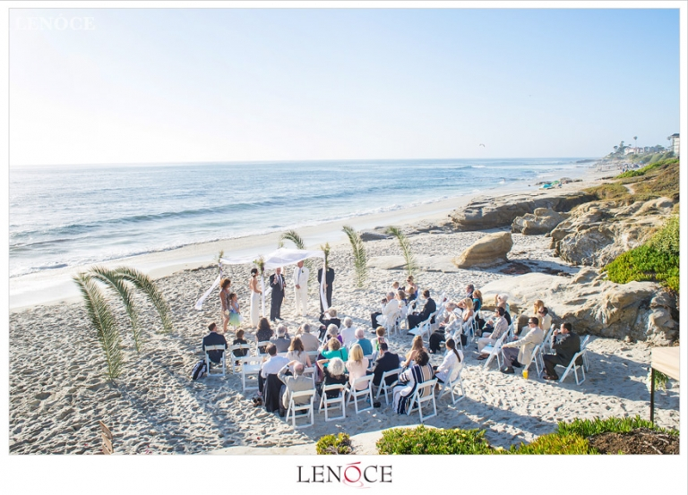 Wedding La Jolla Windansea Beach Lauren Keith San